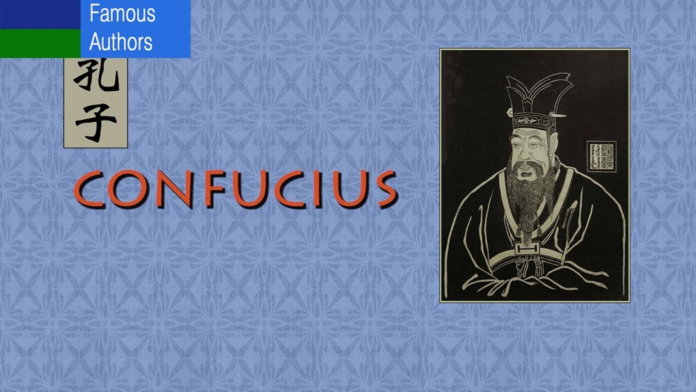 L7875 - Famous Authors:  The Life and Work of Confucius