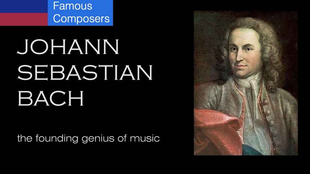 L7917 - Famous Composers: The Life and Work of Johann Sebastian Bach