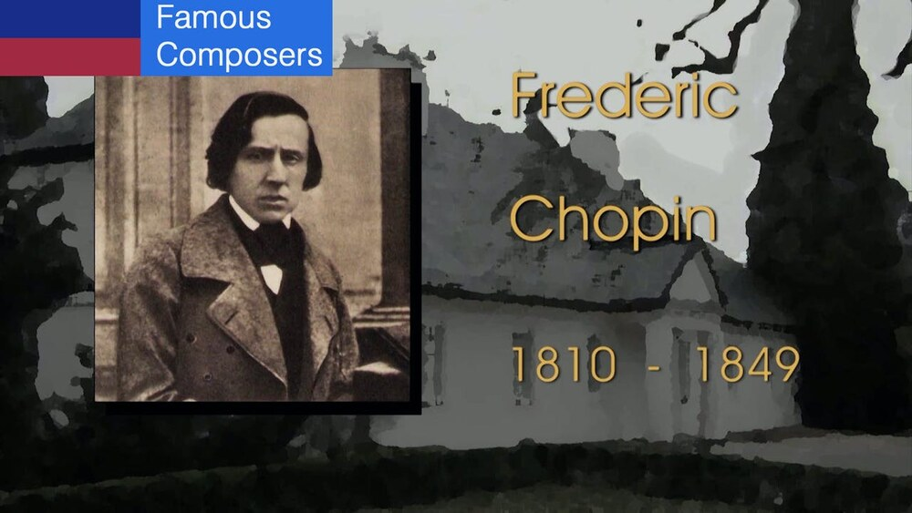 L7920 - Famous Composers:   The Life and Work of Frederic Chopin