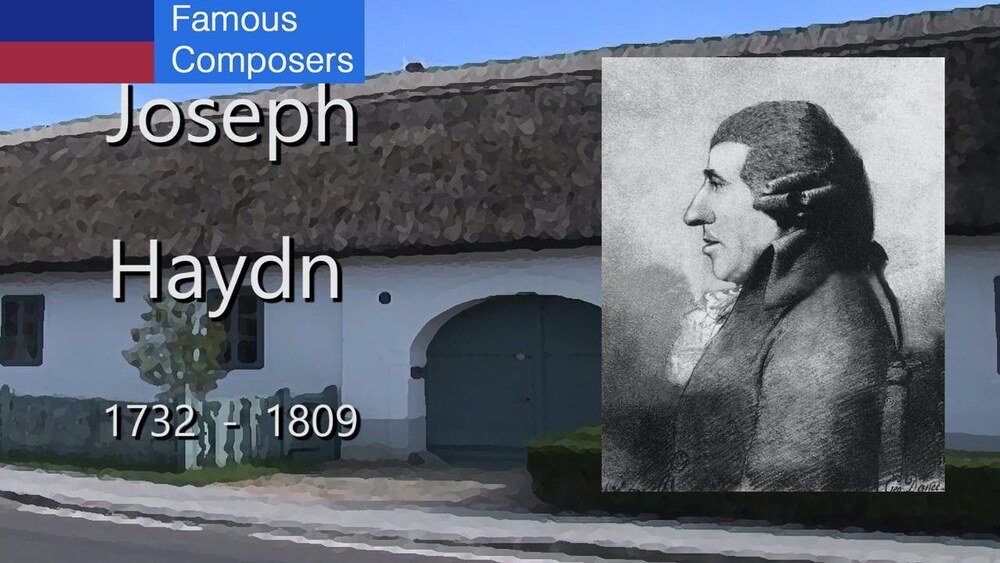 L7922 - Famous Composers: The Life and Work of Joseph Haydin