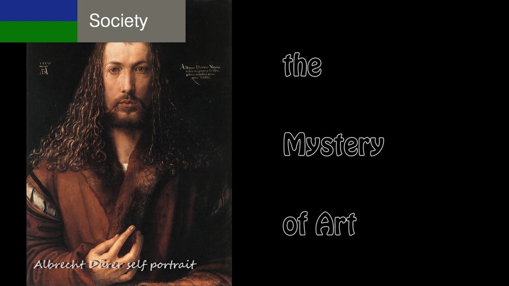 L7935 - Art & Culture: The Mystery of Art