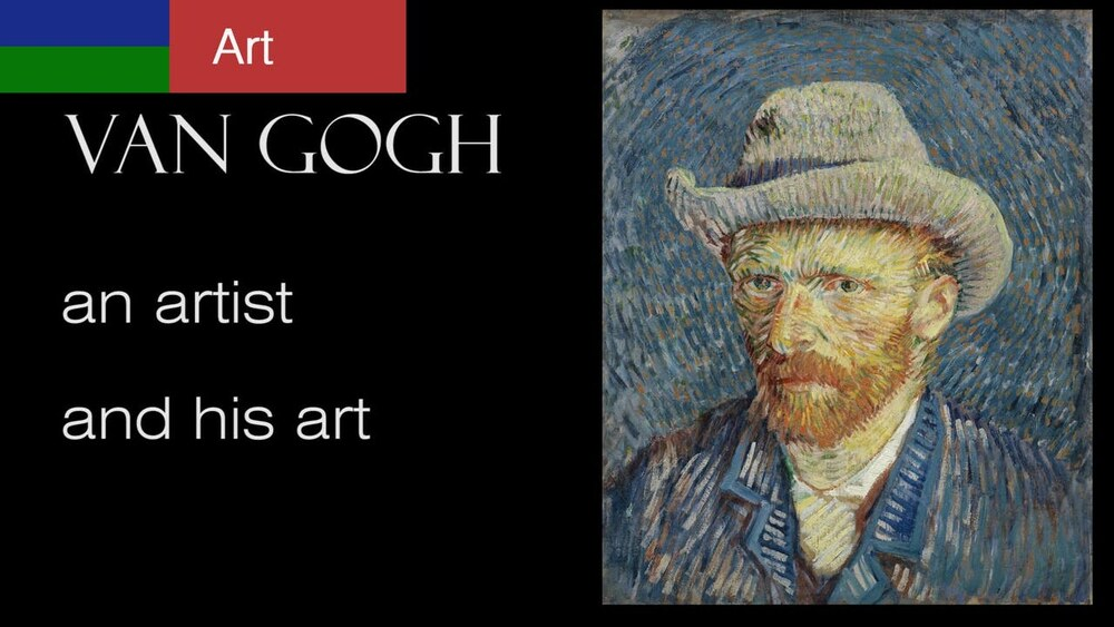 L7936 - Art & Culture: Van Gogh An Artist & His Work