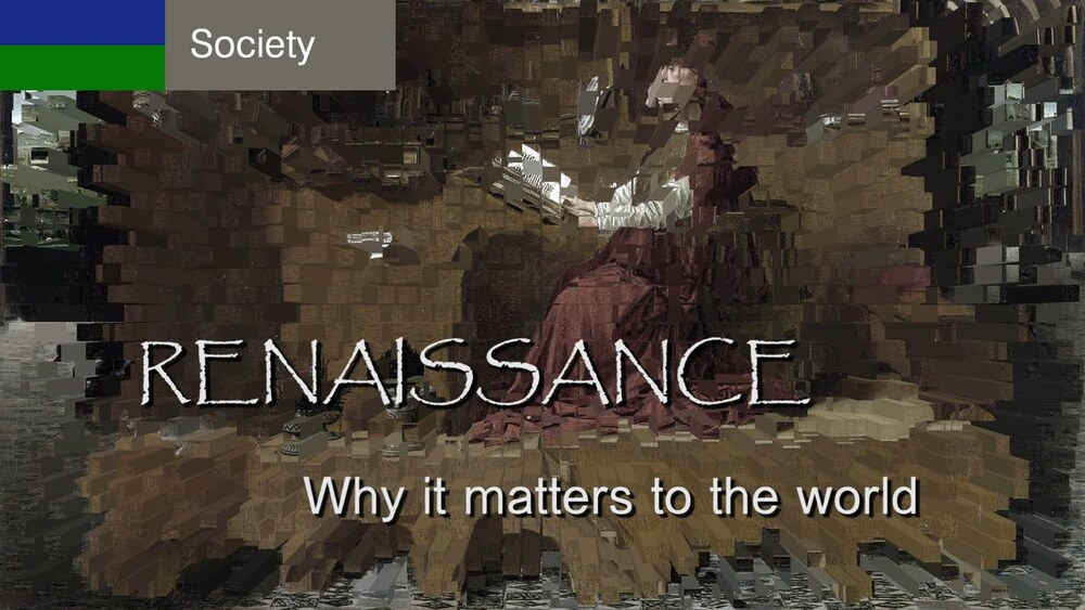 L7937 - Art & Culture: Renaissance Why It Matters to the World