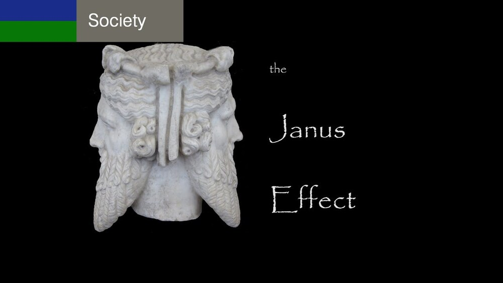 L7939 - Art & Culture: The Janus Effect