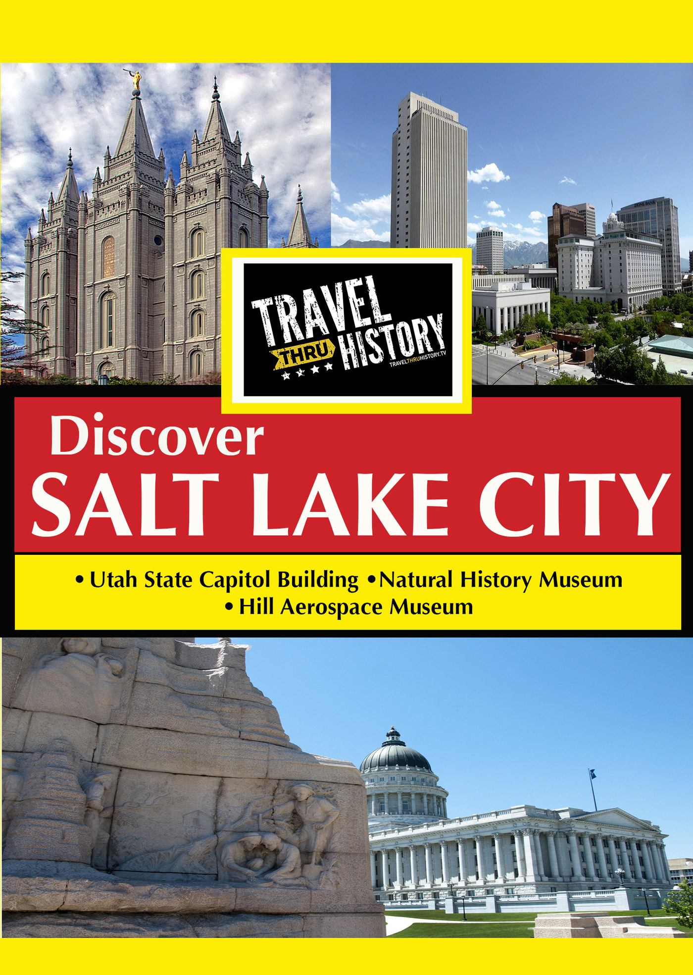 T8967 - Discover Salt Lake City