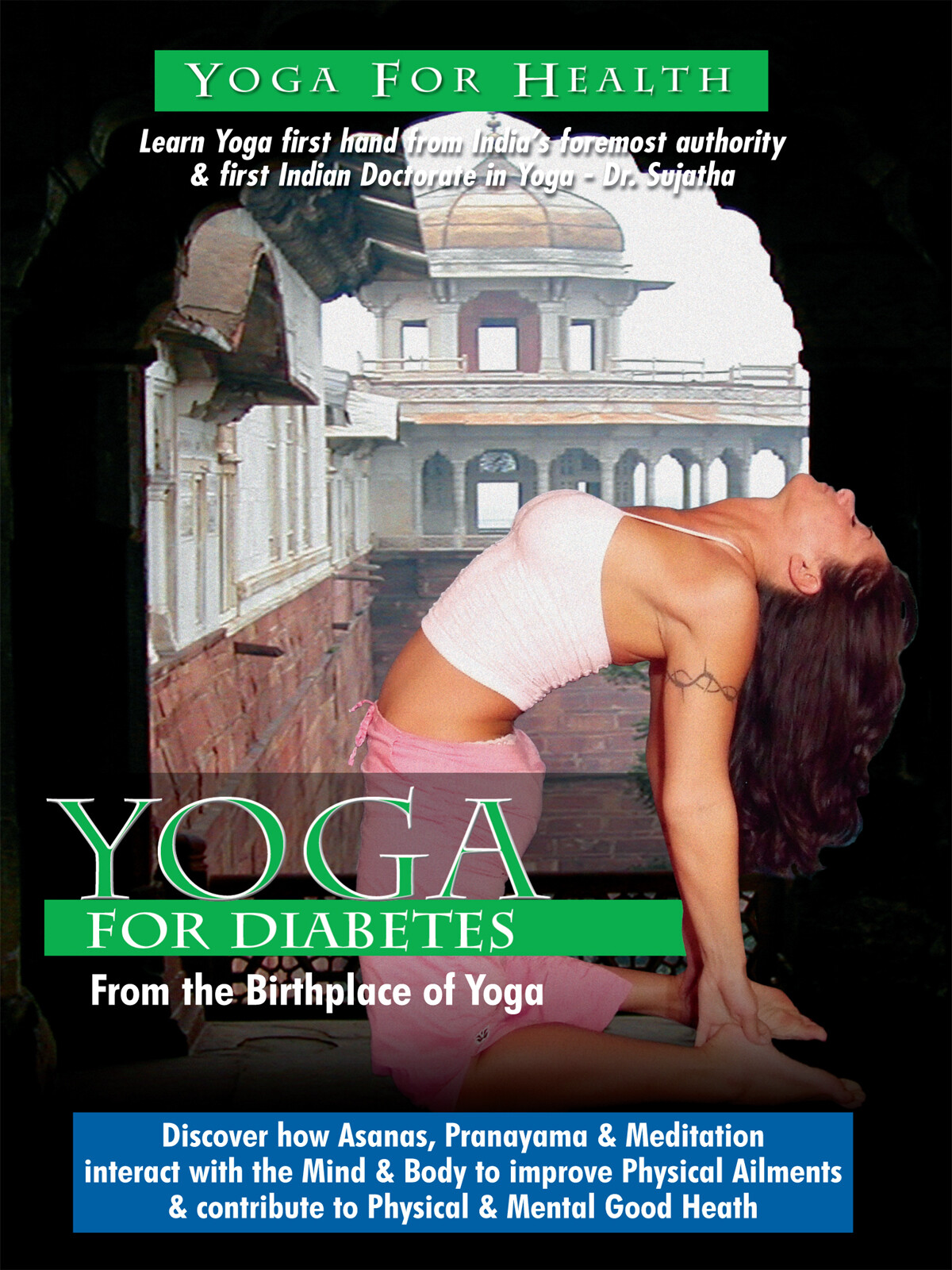 A7033 - Yoga For Health For Diabetes