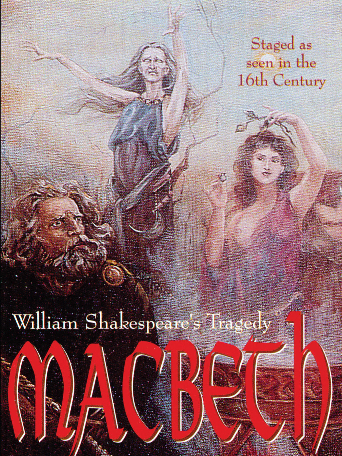 B002 - Shakespeare Macbeth