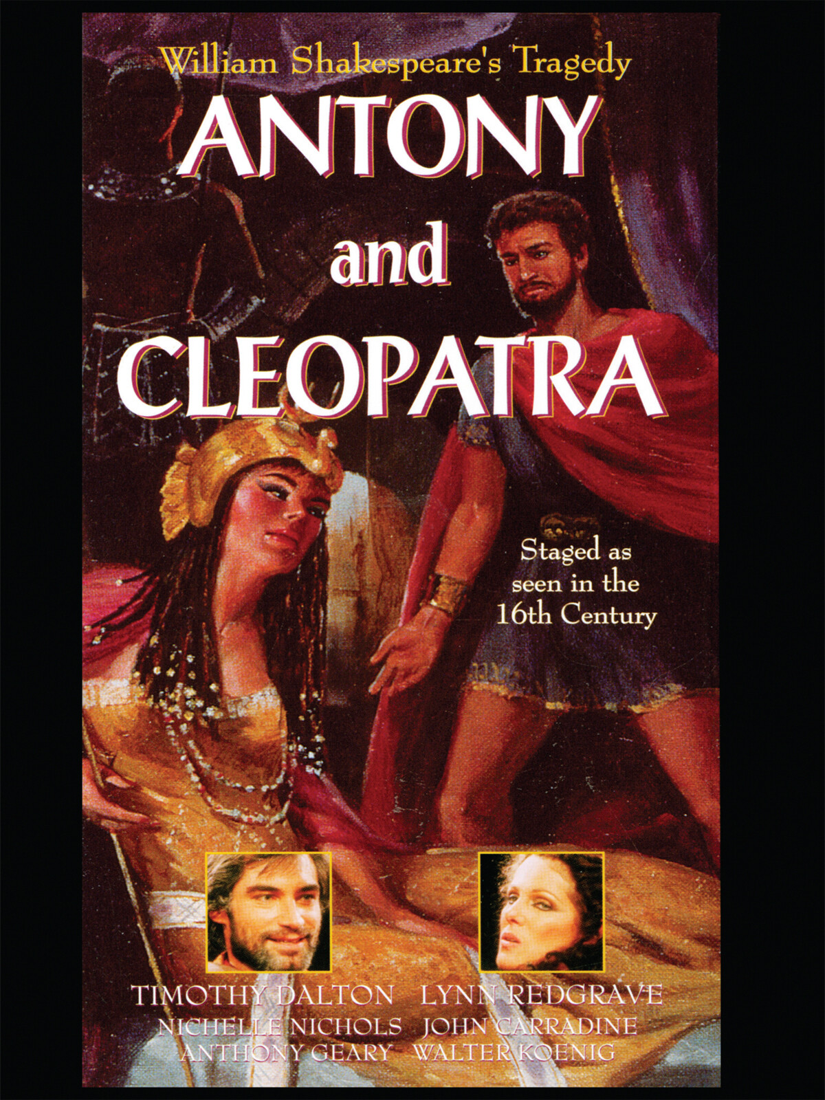 B003 - Shakespeare Antony and Cleopatra