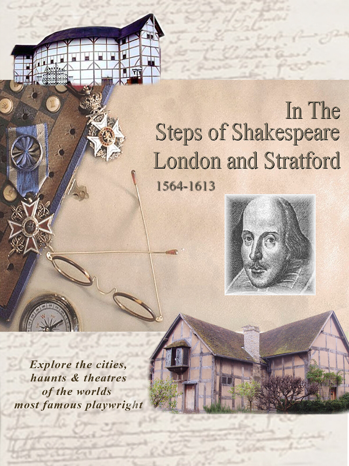 B401 - In The Steps of William Shakespeare London & Stratford 1564 1613