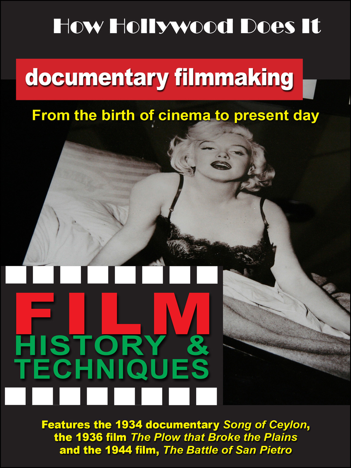 F2715 - How Hollywood Does It - Film History & Techniques of Documentary Filmmaking