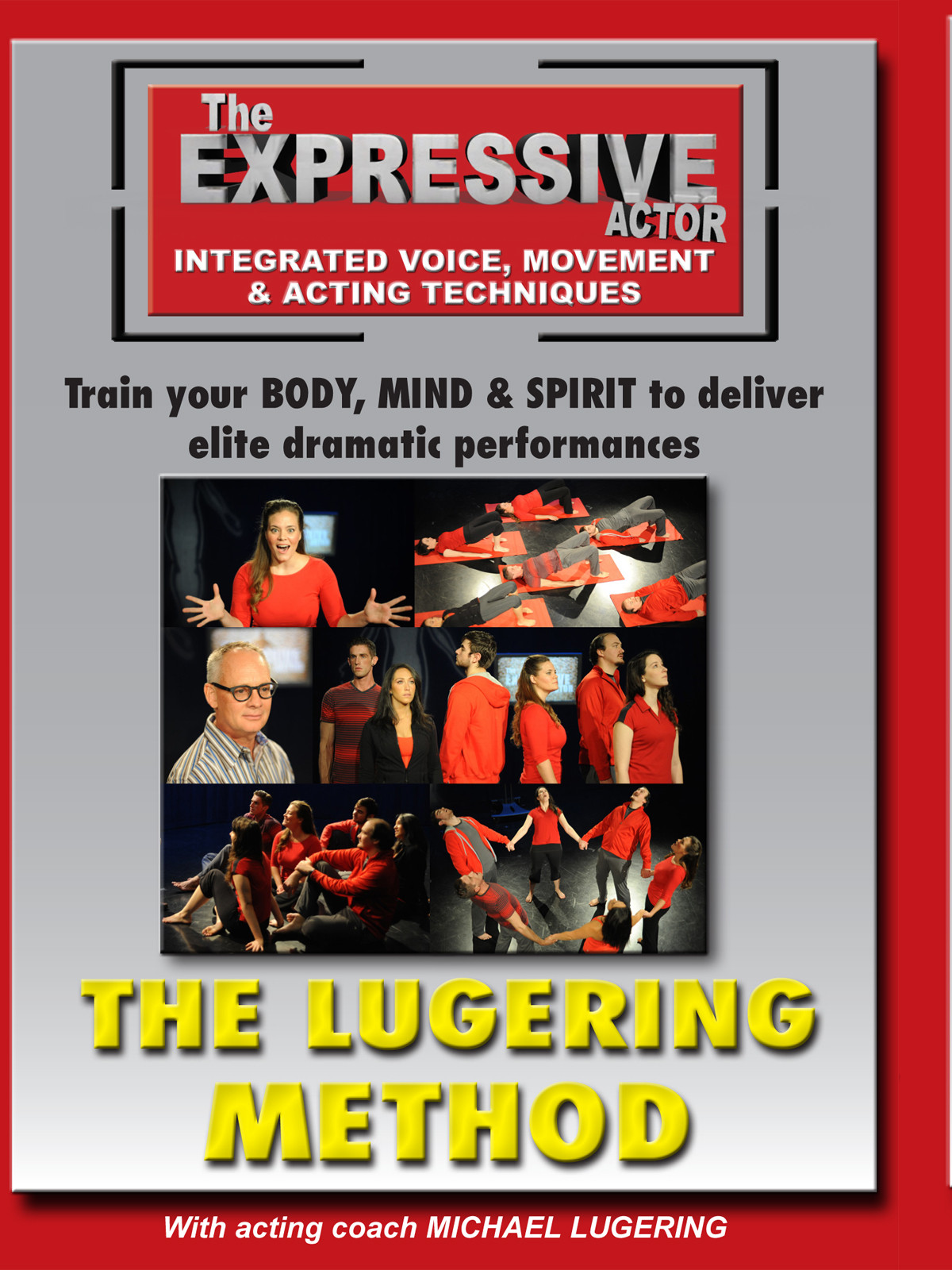 F2801 - Expressive Actor The Lugering Method