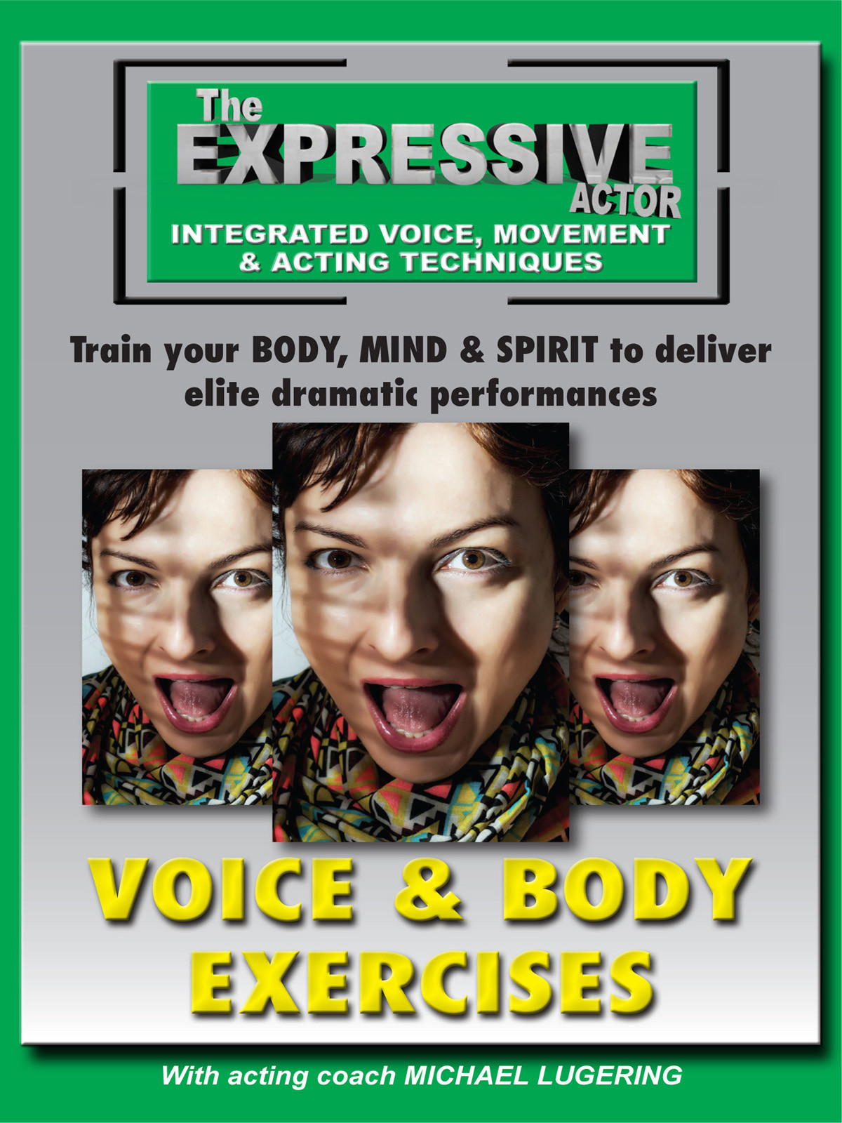 F2803 - Expressive Actor Voice and Body Exercises