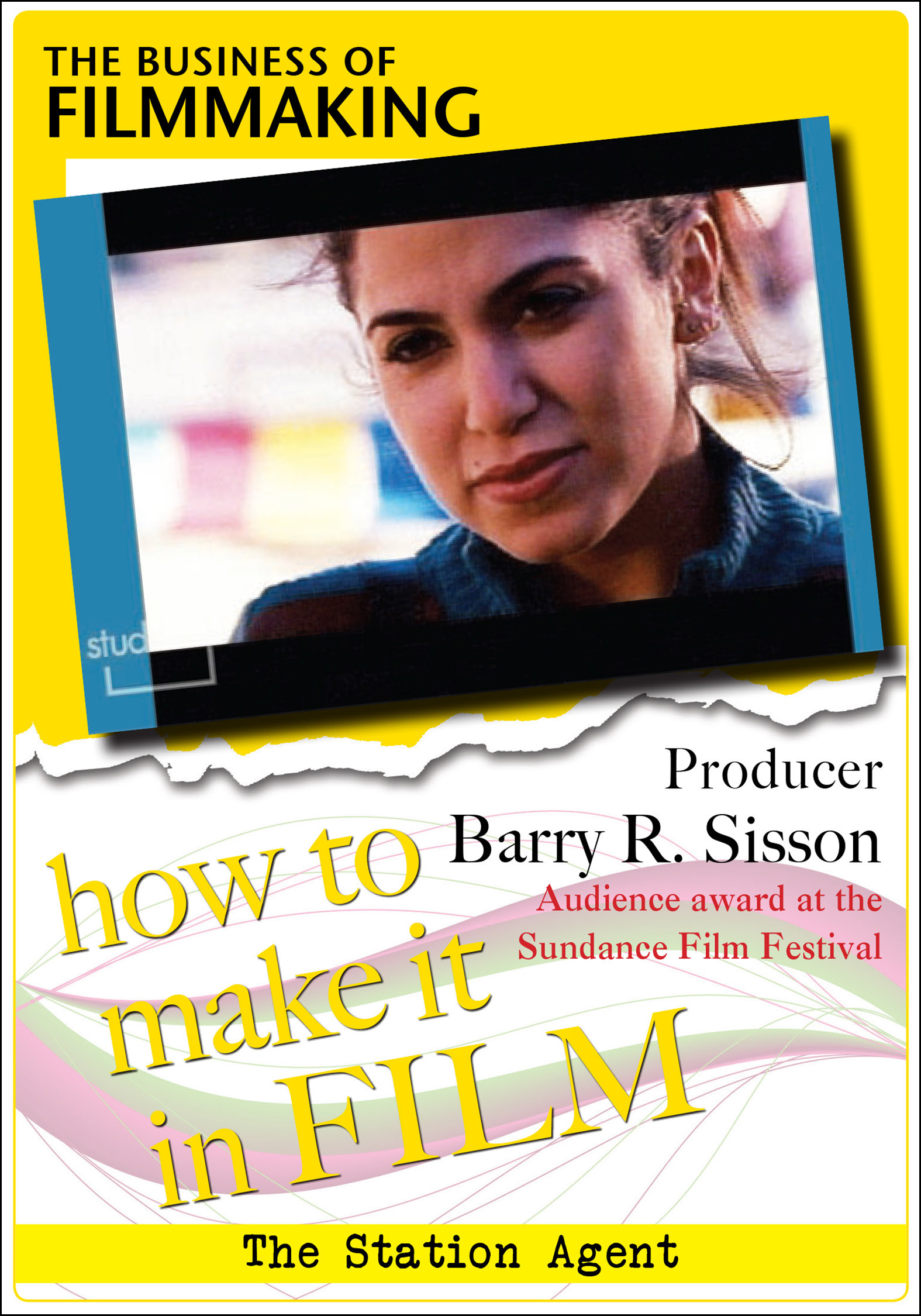 F2836 - The Business of Film with Producer Barry R. Sisson