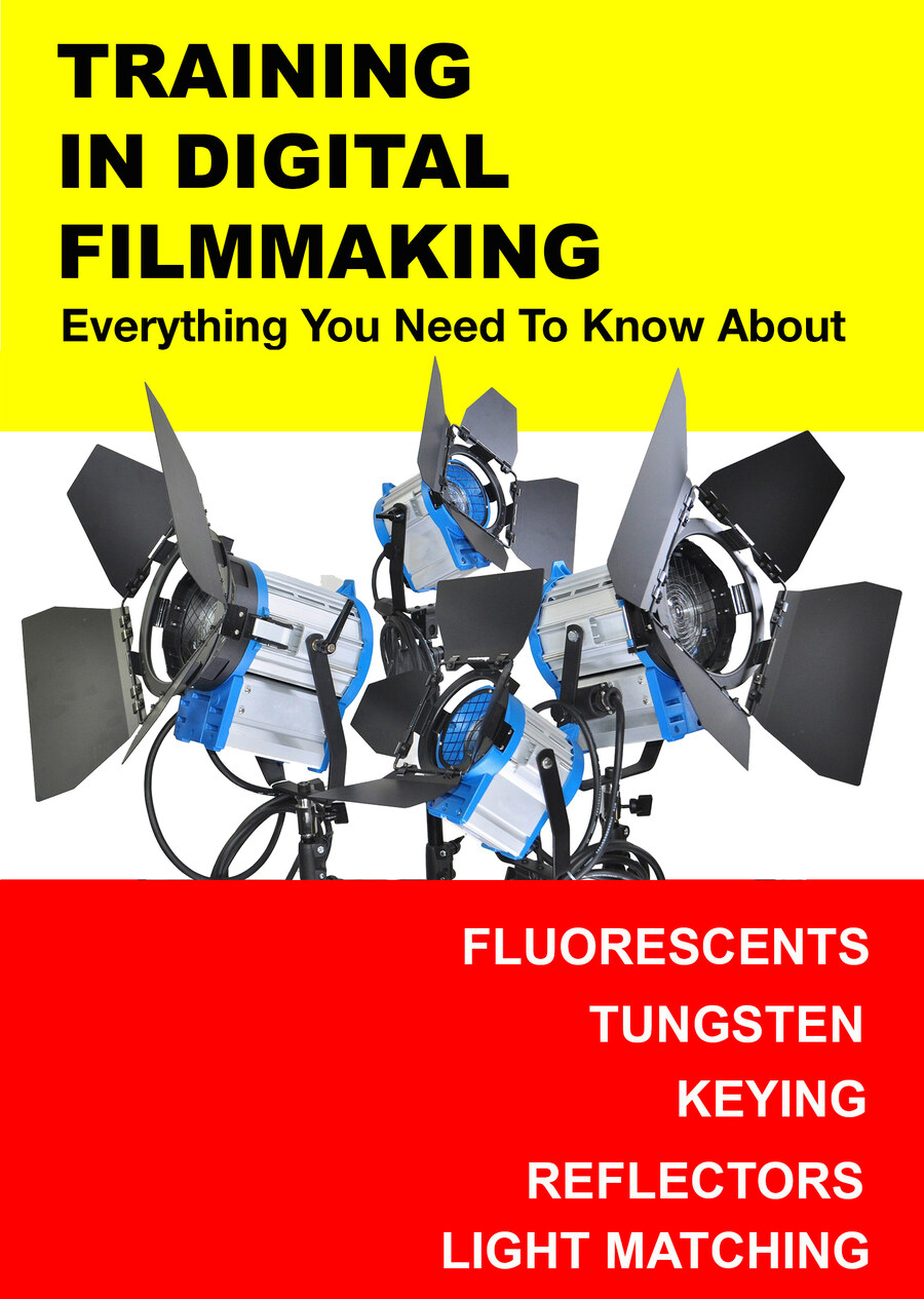 F3011 - Everything you Need to Know About Fluorescents, Tungsten, Keying, Reflectors & Light Matching