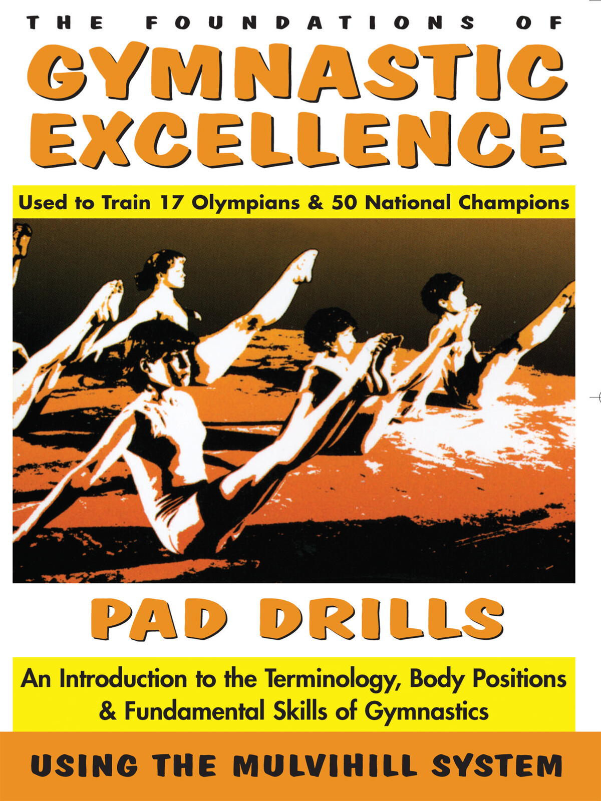 K1801 - Gymnastics Series Pad Drills