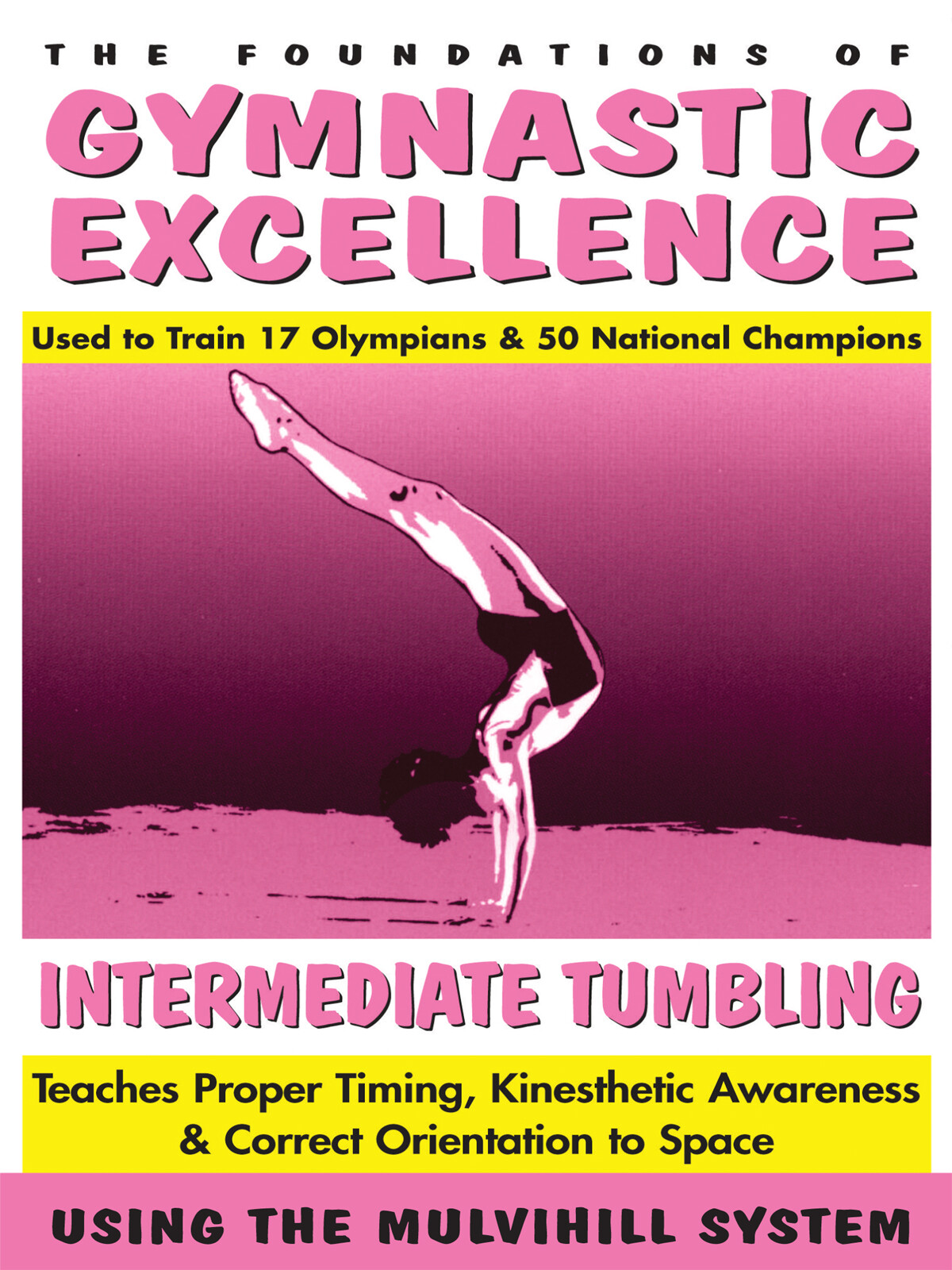 K1803 - Gymnastics Series Intermediate Tumbling