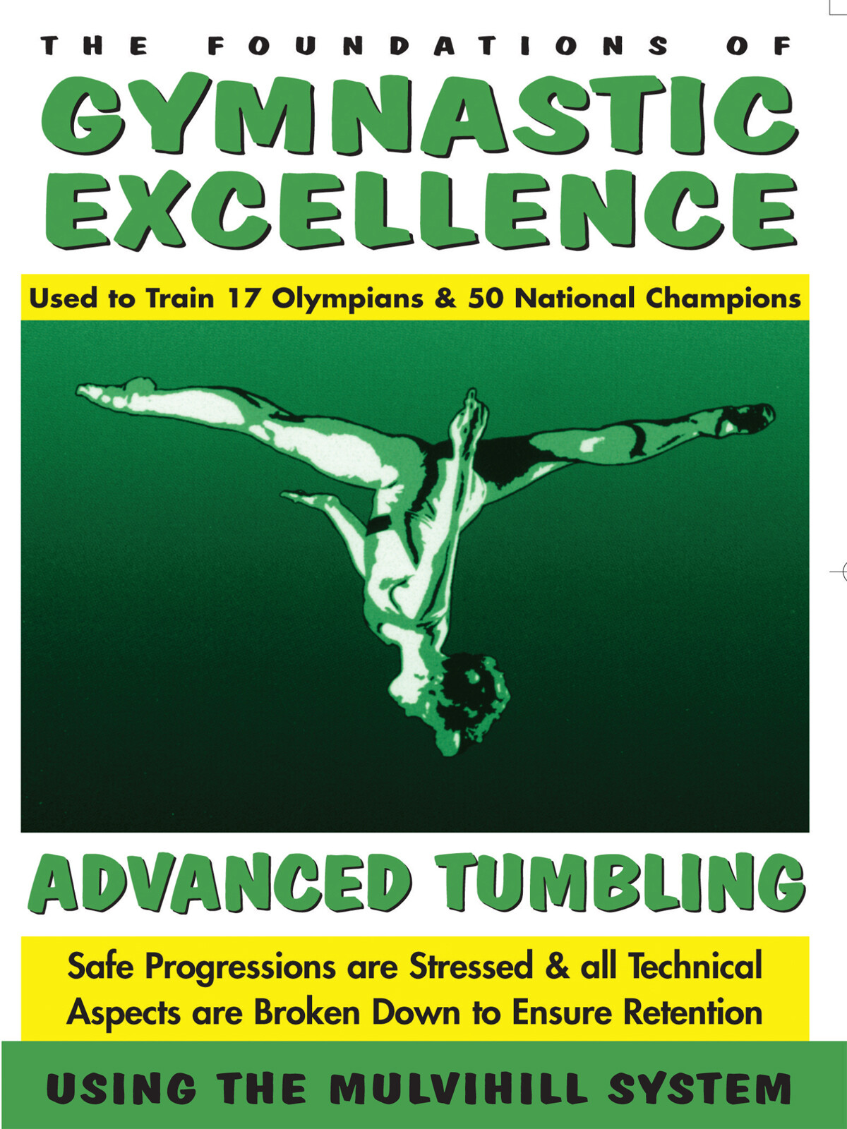 K1804 - Gymnastics Series Advanced Tumbling
