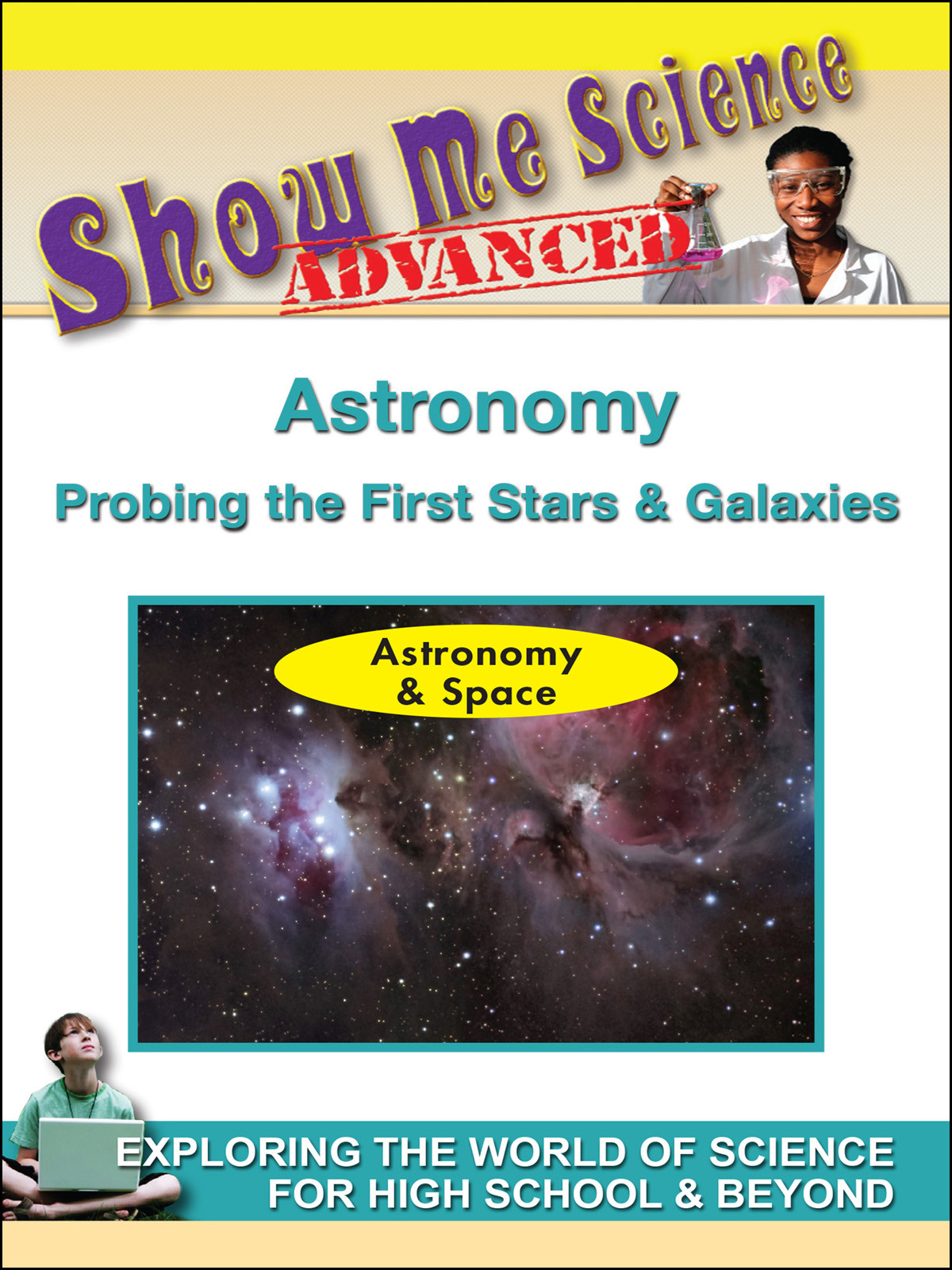 K4609 - Astronomy Probing the First Stars & Galaxies
