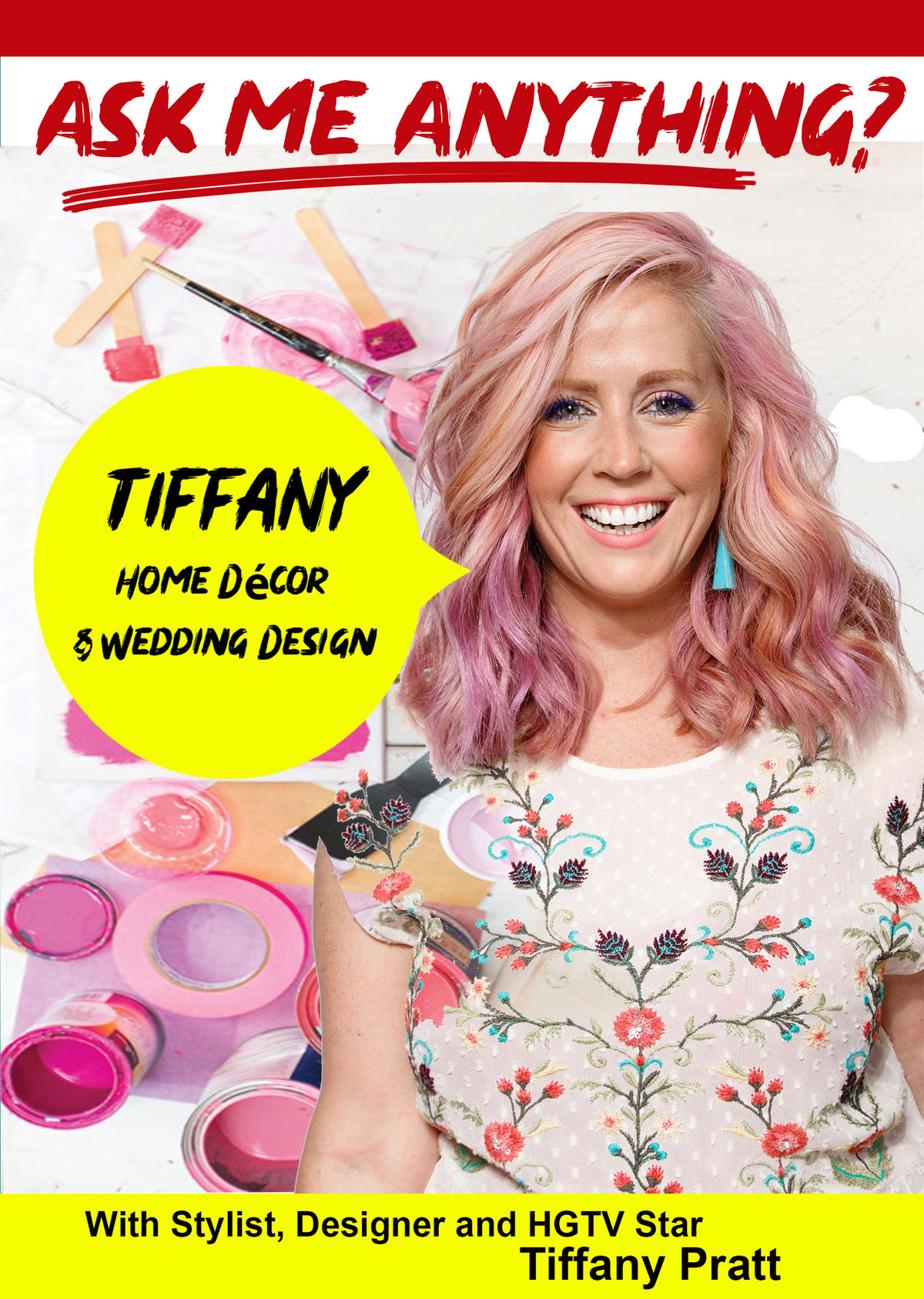 K4831 - Ask Me Anything about Home Dcor & Wedding Design with Tiffany Pratt