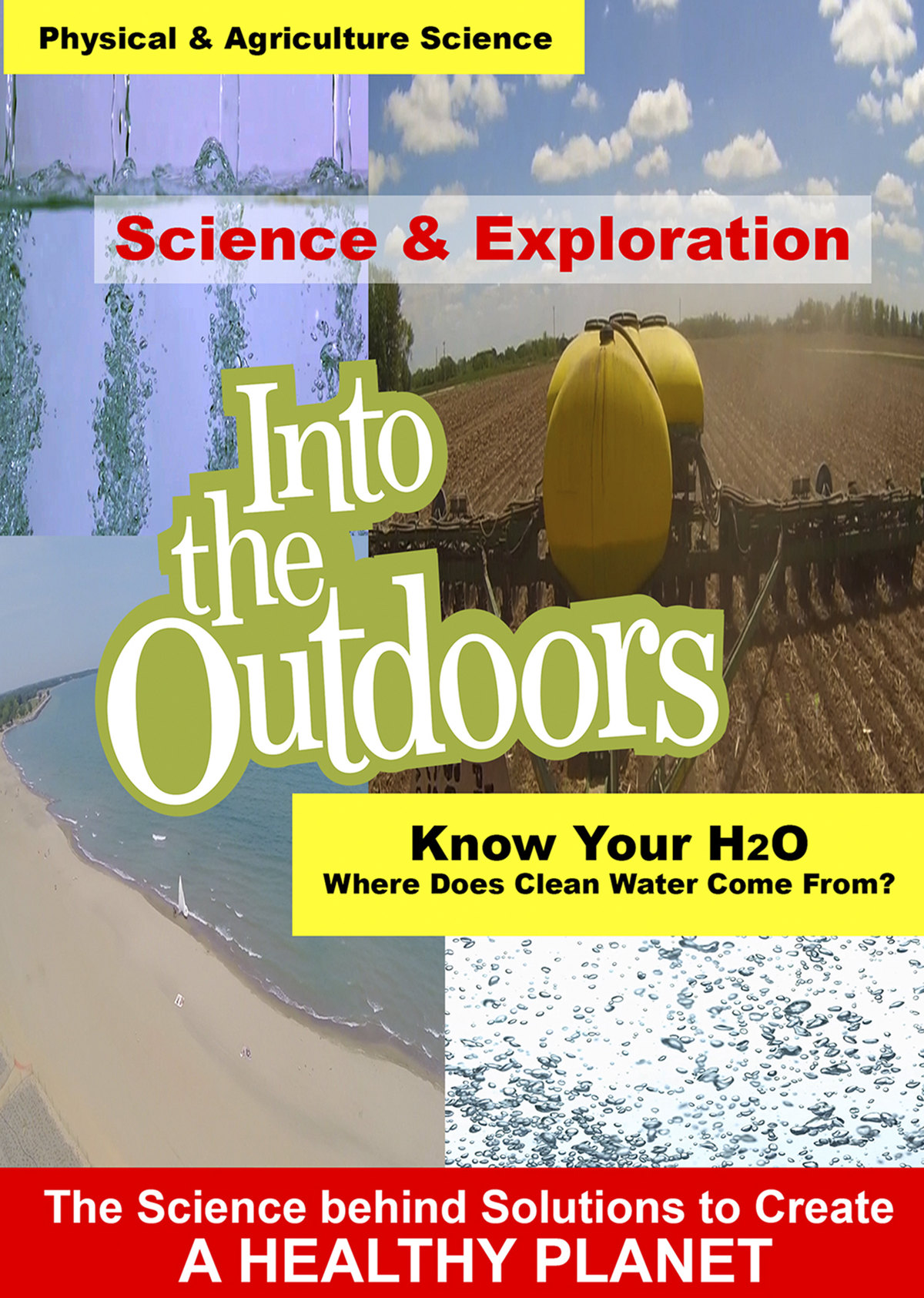 K4971 - Know Your H2O - Where Does Clean Water Come From?