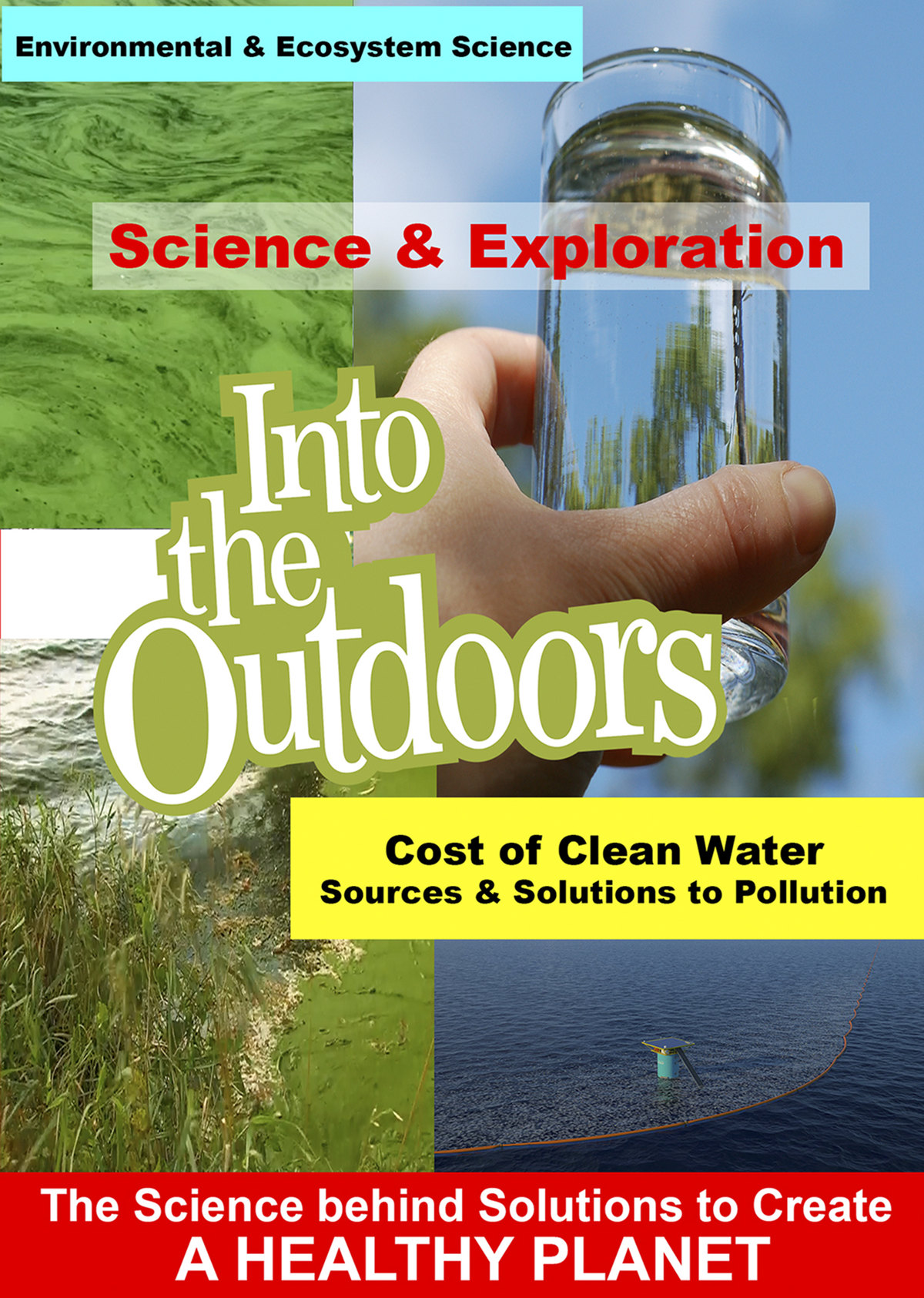 K4972 - Cost of Clean Water - Sources & Solutions to Pollution