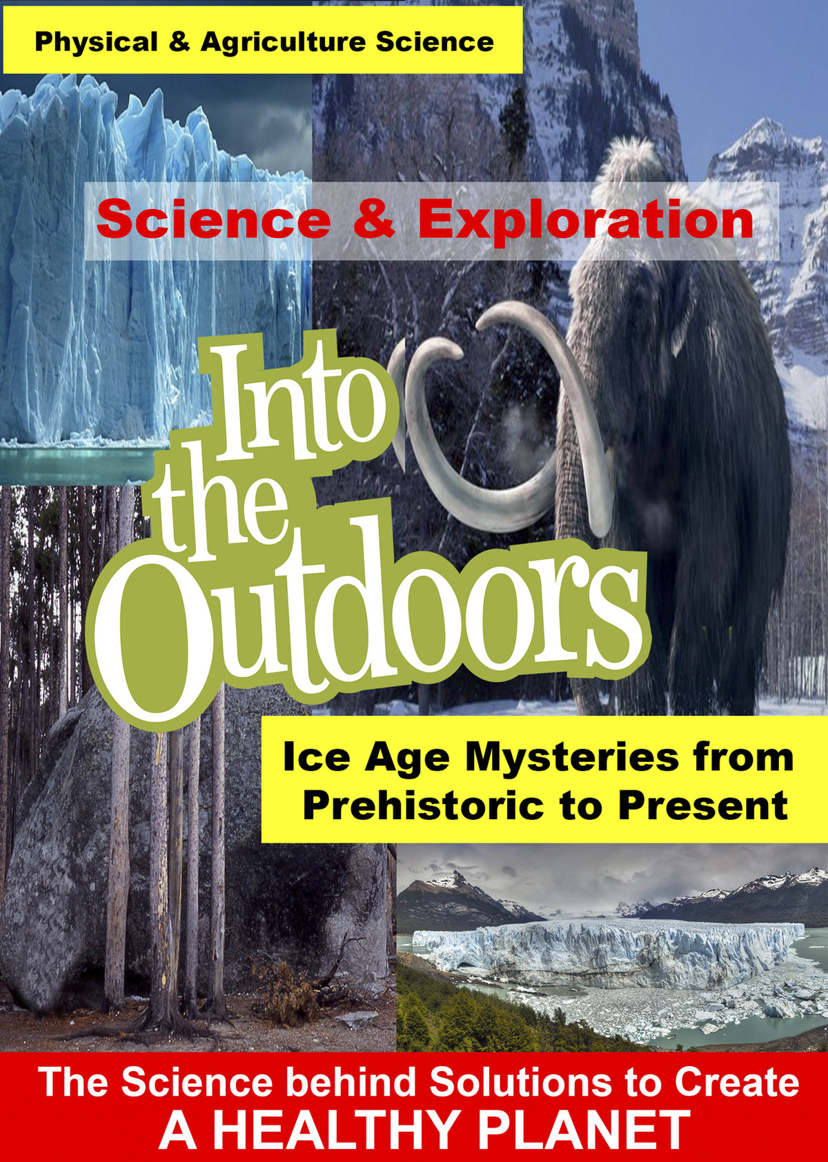 K4991 - Ice Age Mysteries from Prehistoric to Present