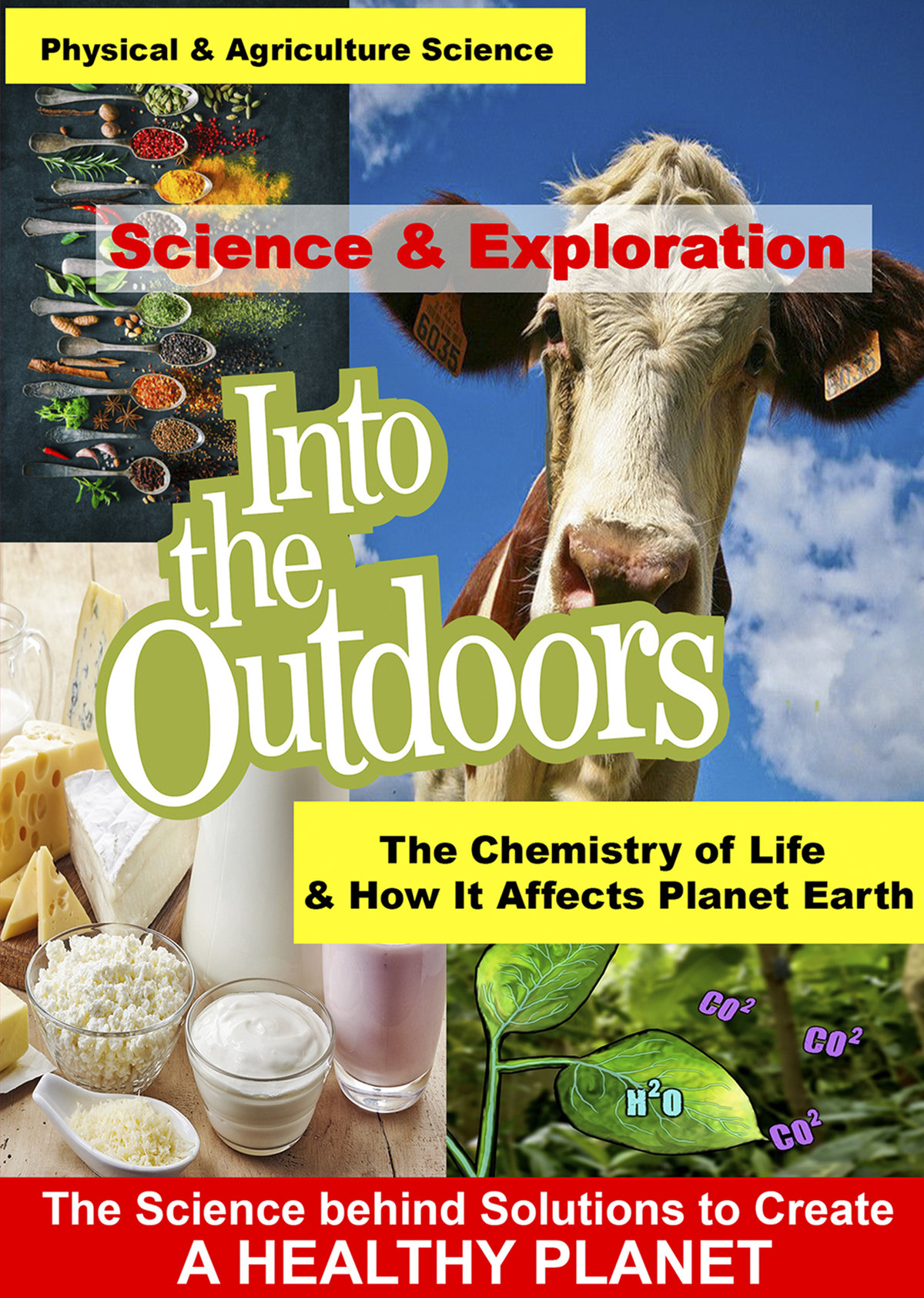 K4993 - The Chemistry of Life & How it Affects Everything on Planet Earth
