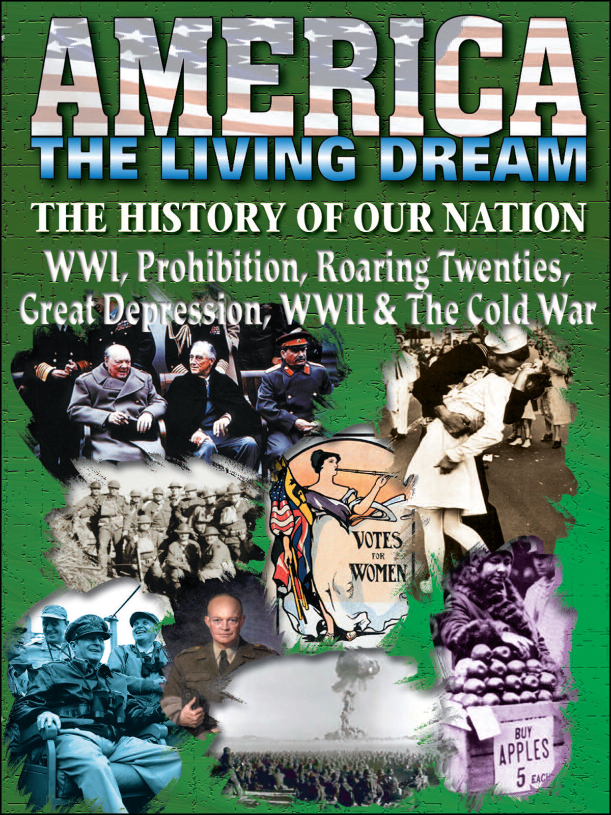 L2534 - WWI, Prohibition, Roaring Twenties, Great Depression, WWII & The Cold War
