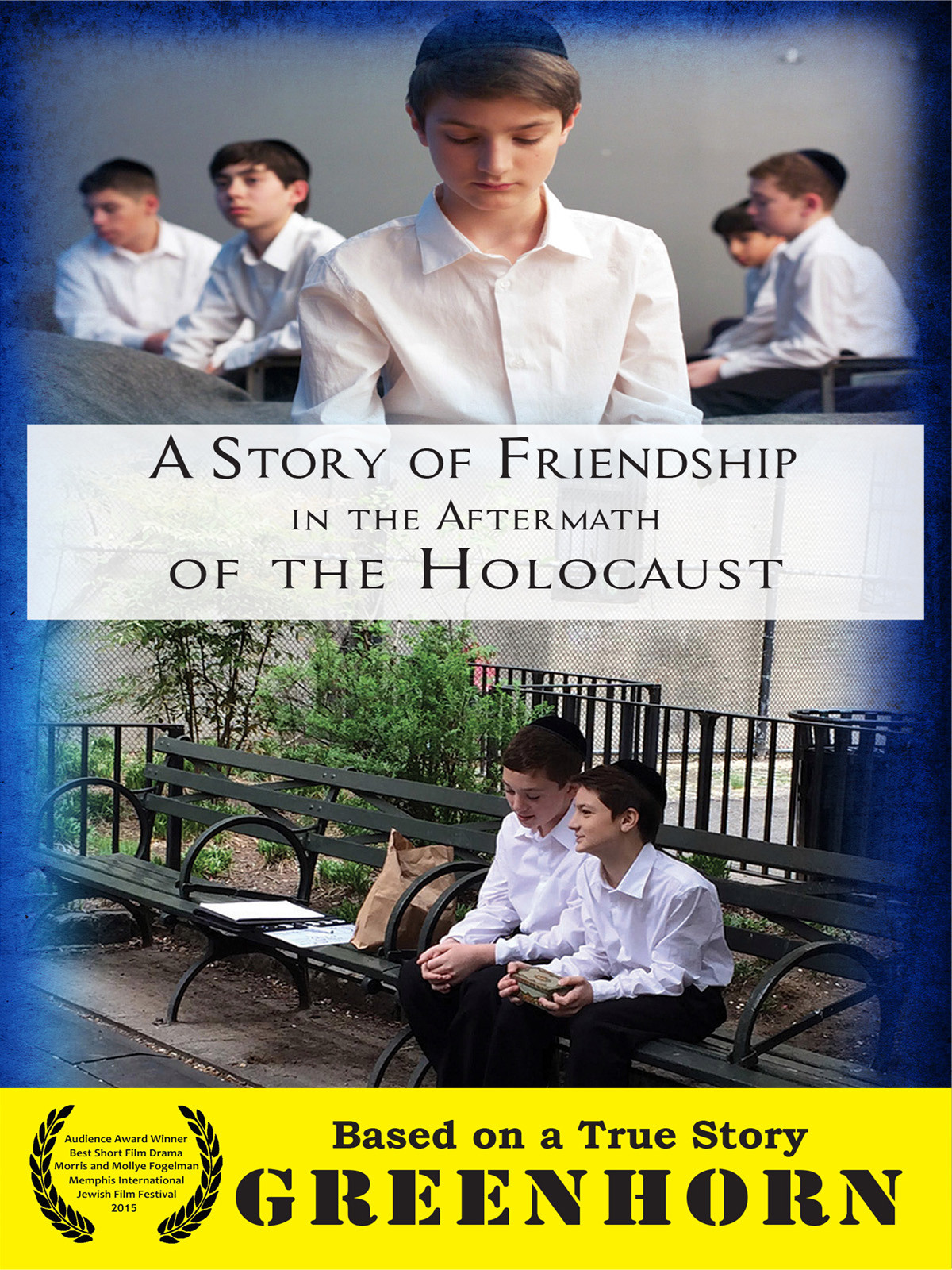 L4812 - Greenhorn ? A Story of Friendship in the Aftermath of the Holocaust