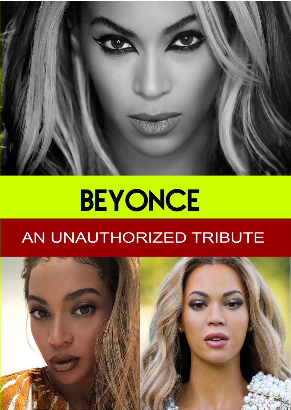 L7809 - Beyonce - An Unauthorized Story