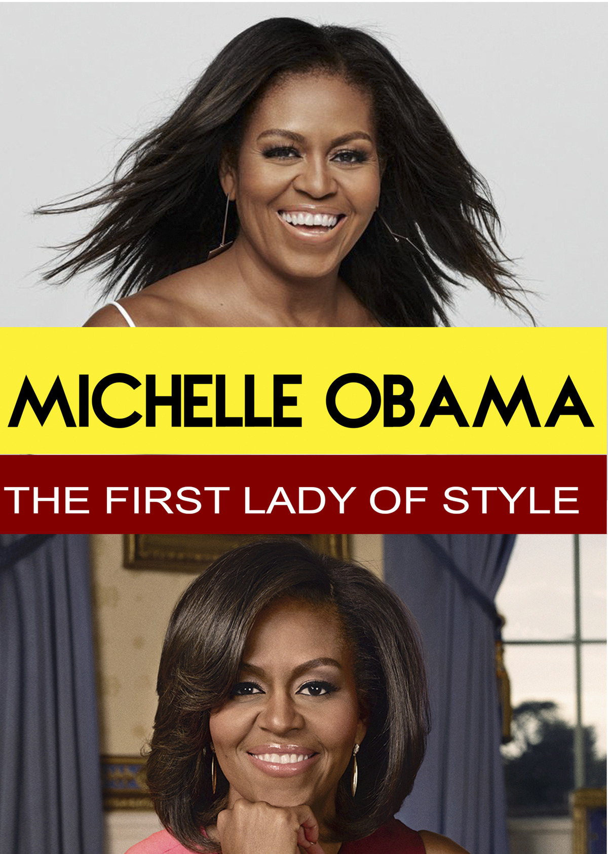 L7817 - Michelle Obama - The First Lady of Style