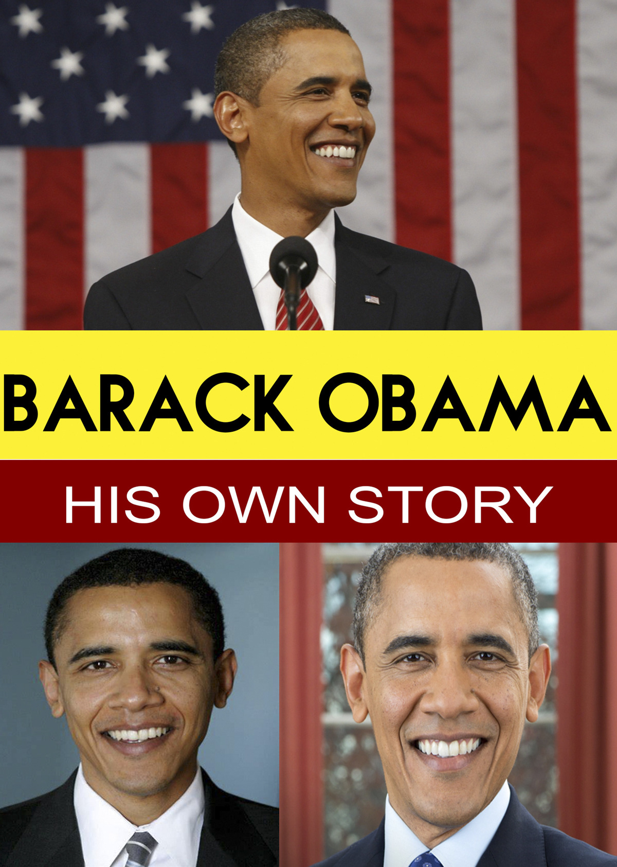 L7818 - Barack Obama - His Own Story