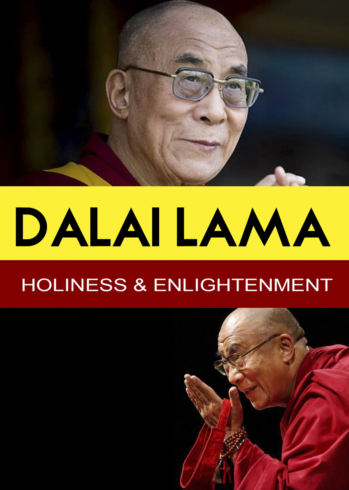 L7822 - Dalai Lama - Holiness & Enlightment