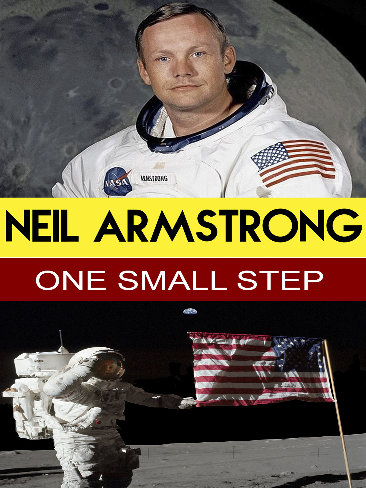L7832 - Neil Armstrong - One Small Step