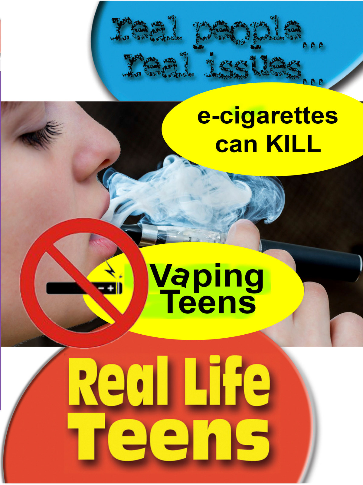 Q401 - Real Life Teens Vaping, The Dangers of E-Cigarettes & Smoking Addiction