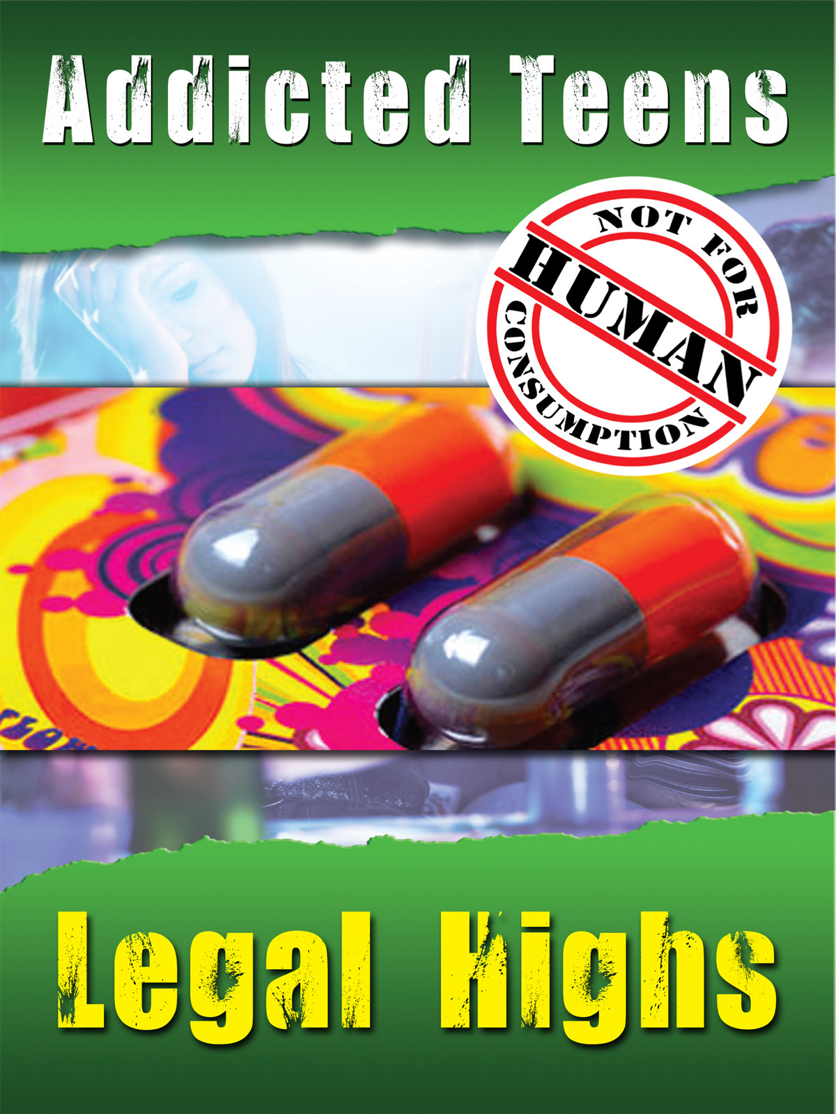 Q507 - Addicted Teens Legal Highs
