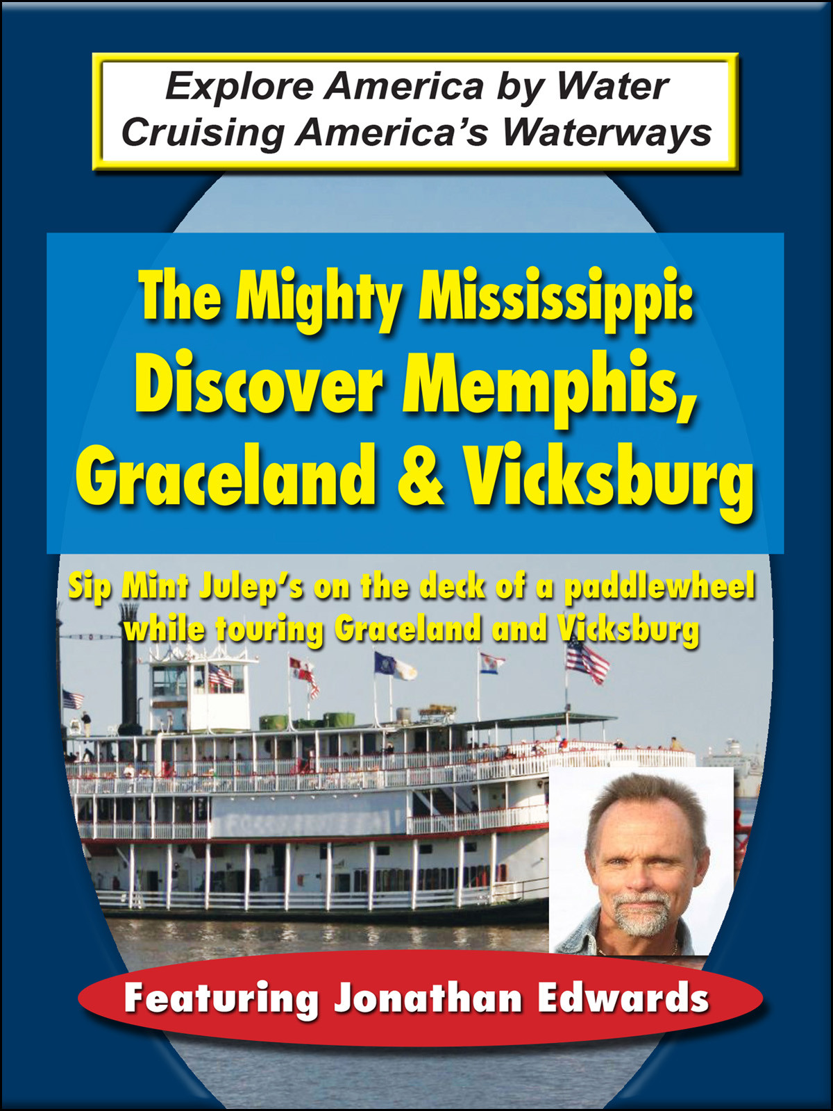 T8897 - The Mighty Mississippi Discover Memphis, Graceland & Vicksburg