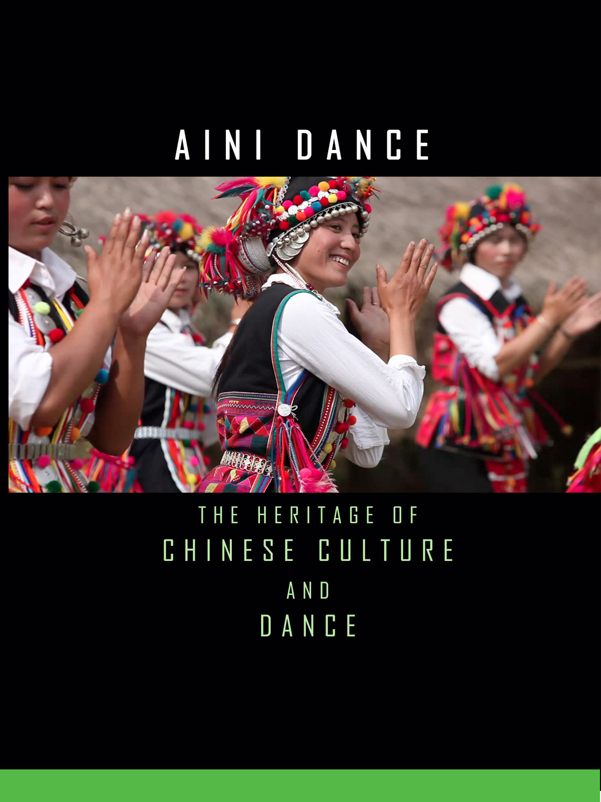 T8924 - The Heritage of Chinese Culture and Dance Ethnic Dance-Aini