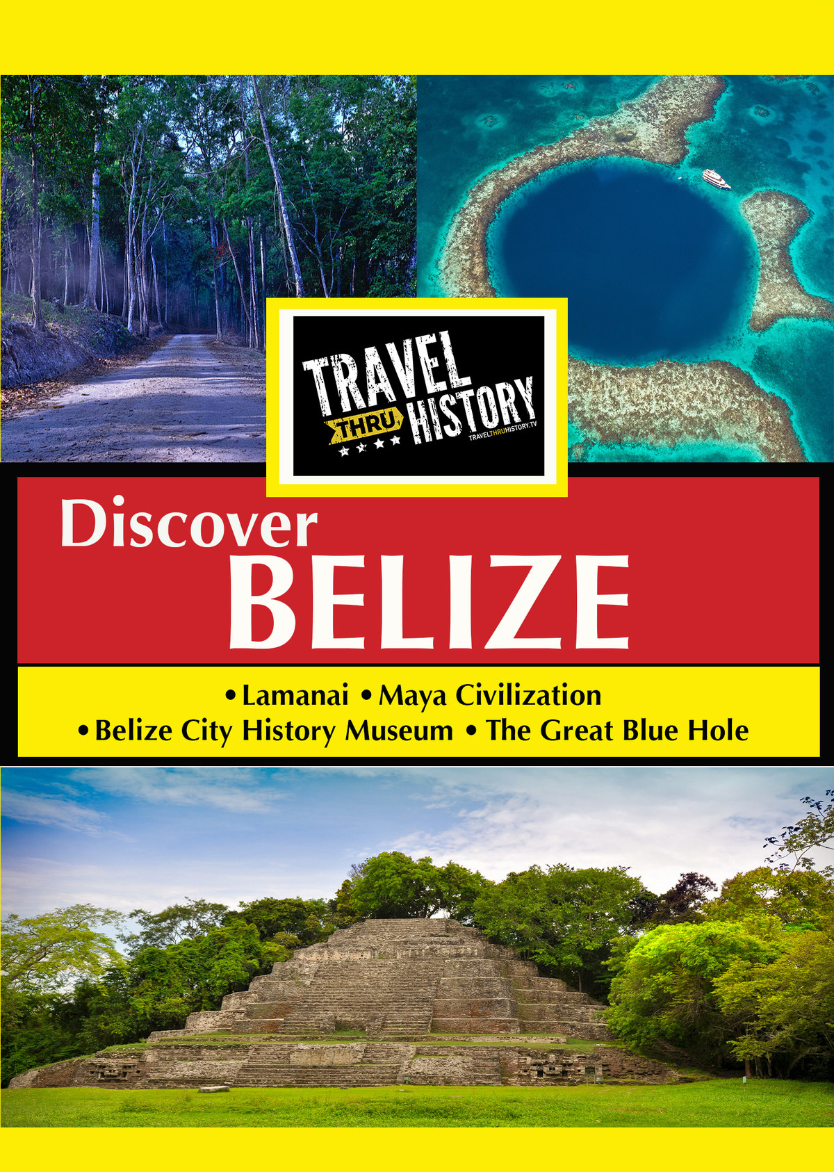 T8964 - Discover Belize