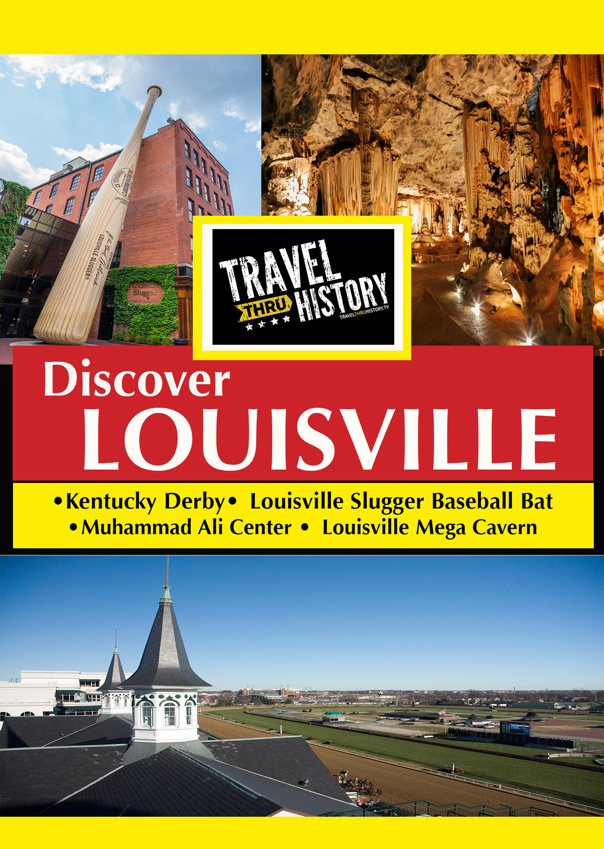 T8965 - Discover Louisville