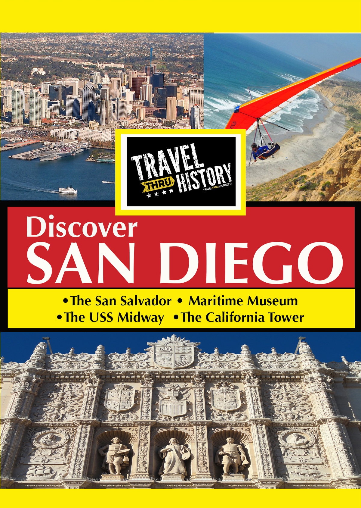 T8980 - Discover San Diego