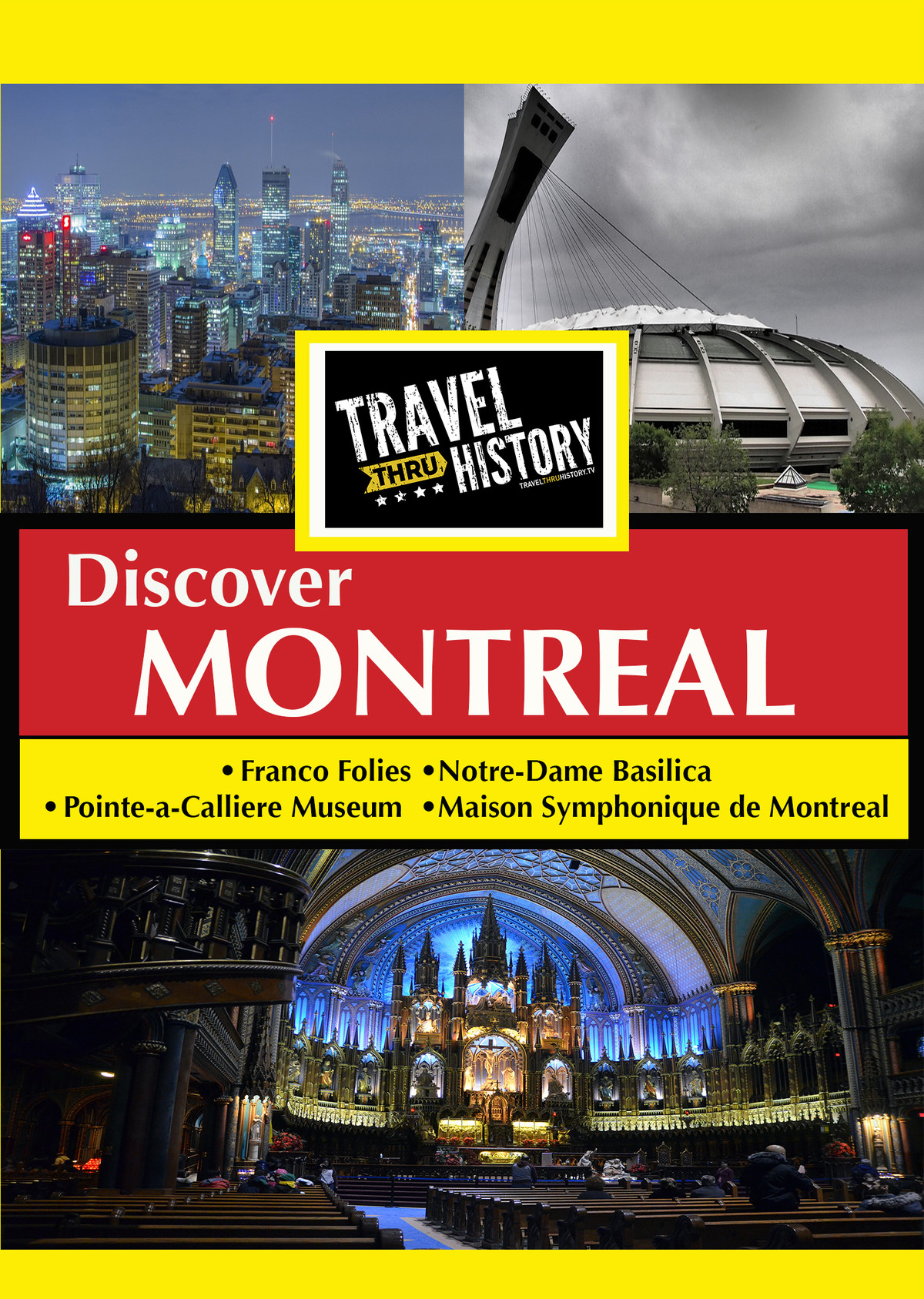 T8981 - Discover Montreal