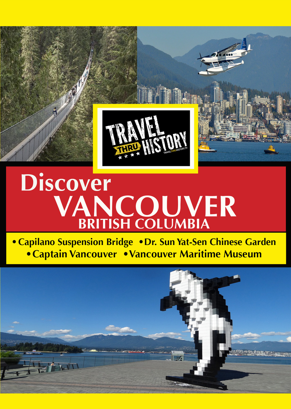 T8982 - Discover Vancouver