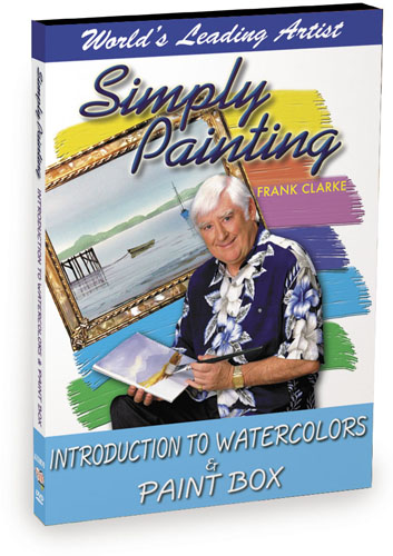 A3020 - An Introduction to Watercolors & Paint Box
