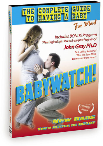 A7027 - Babywatch The Ultimate Guide to Having a Baby For Men!