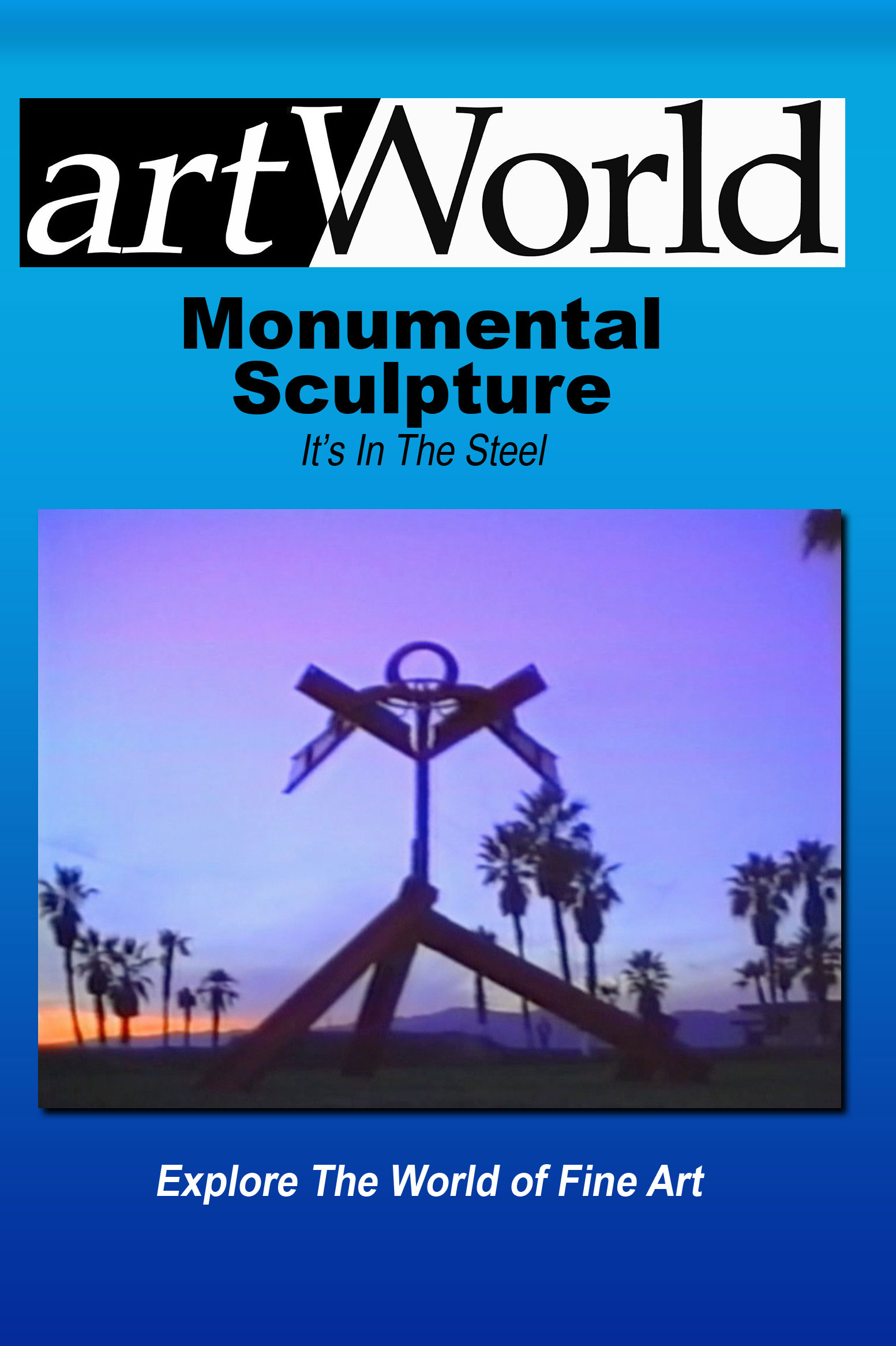 AW17 - Monumental Sculpture It's In The Steel