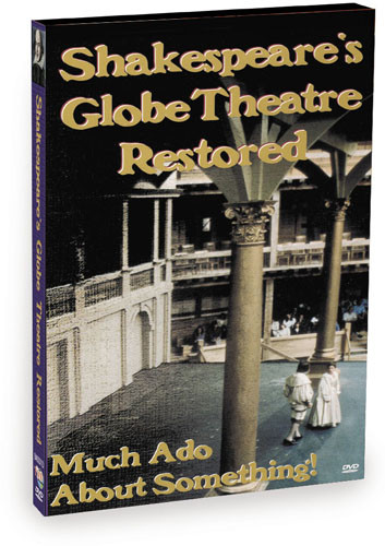 B403 - Shakespeare's Globe Theatre Restored