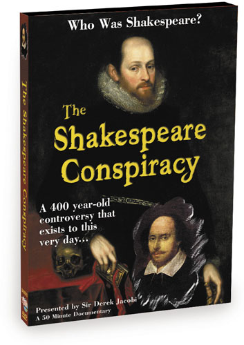 B404 - The Shakespeare Conspiracy Featuring Sir Derek Jacobi