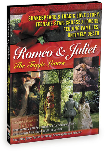 B408 - Romeo & Juliet The Tragic Lovers