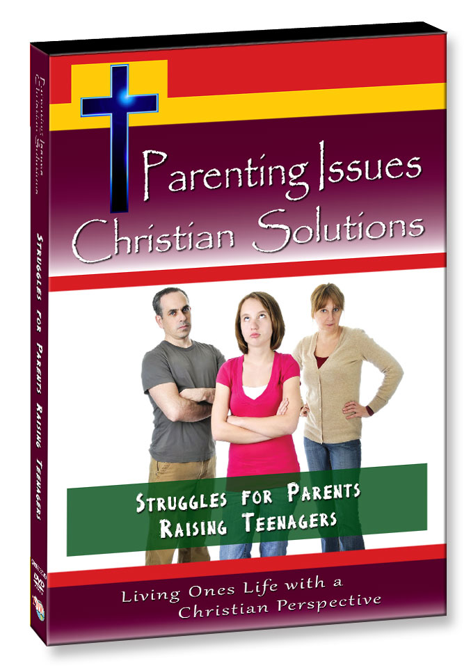 CH10003 - Struggles for Parents Raising Teenagers